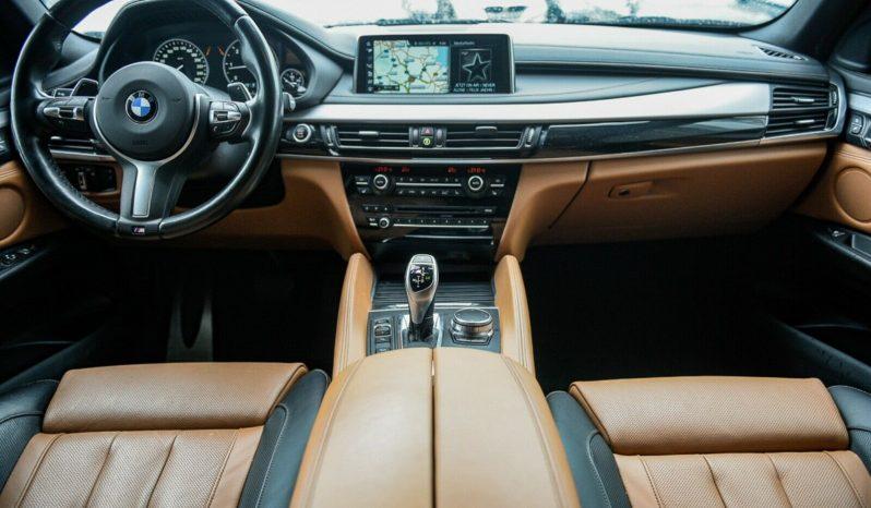 BMW X6 M50d LED KEYLESS GO full