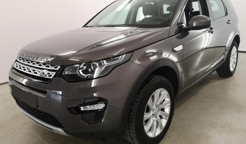 2016 Land Rover Discovery Sport HSE full