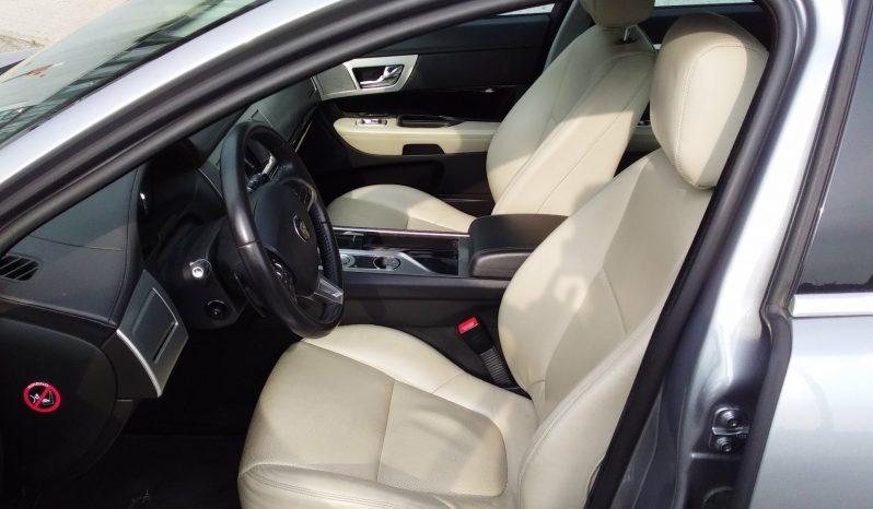 2014 Jaguar XF 2.2d Luxurt full