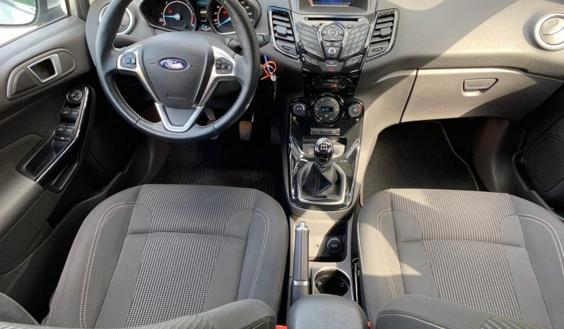 2017 Ford Fiesta Titanium FaceLift full