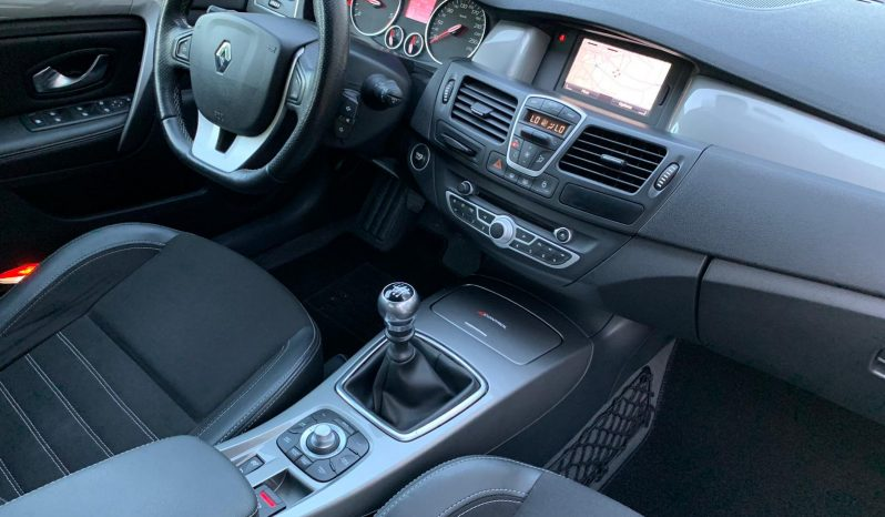 Renault Laguna 2.0 dCi GT 4Control full