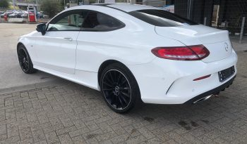 2018 Mercedes-Benz C180 Coupe full