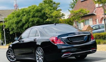 2018 Mercedes-Benz S 350 full