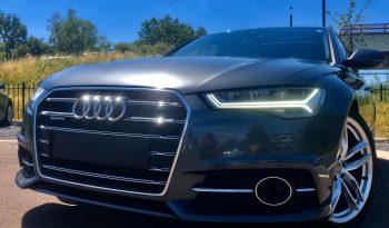 2017 Audi A6 2.0 TDI S-line full