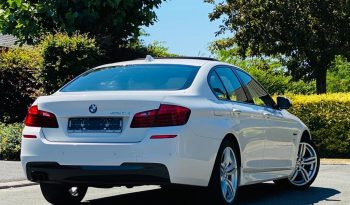 2015 BMW 520d M-Pack full