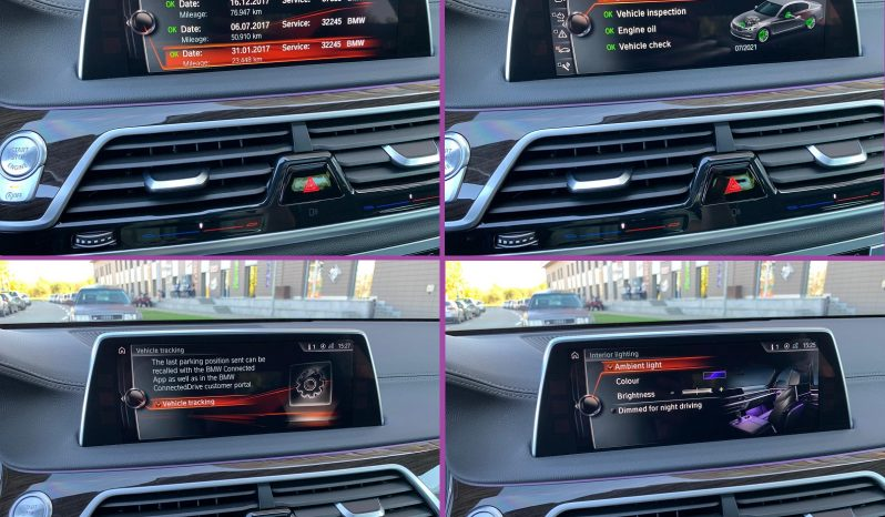 2016 BMW 730 Luxury Edition Carbon Core full