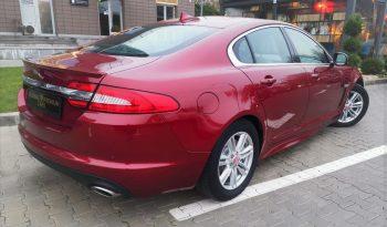 2014 Jaguar XF Business Edition full