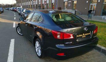 2011 Lexus IS200 Diesel – Business Model full